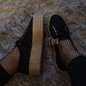 Superga Shoes - Brand new in the box superga cotropew